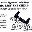 Good fast and cheap