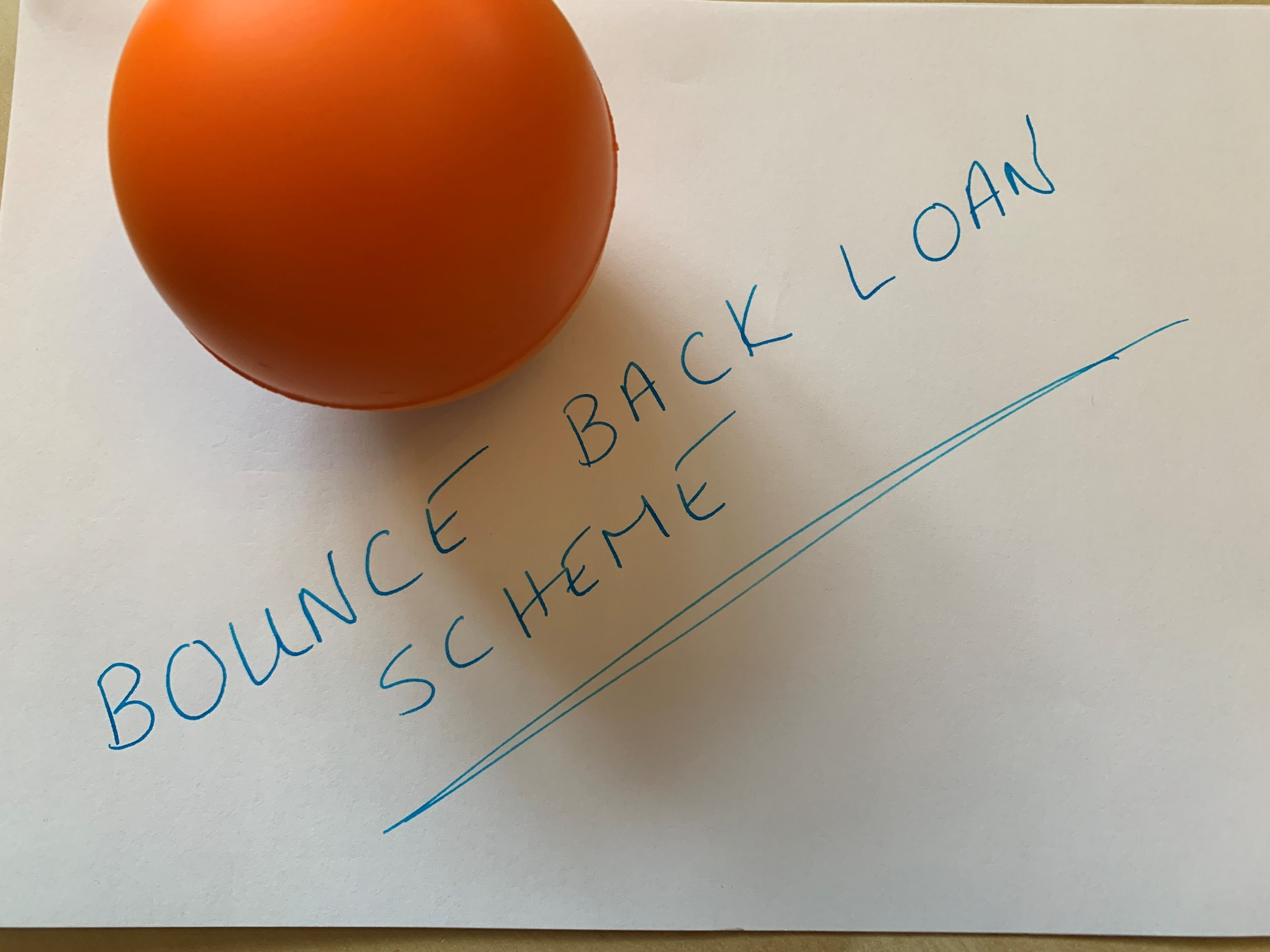 The Bounce Back Loan Scheme