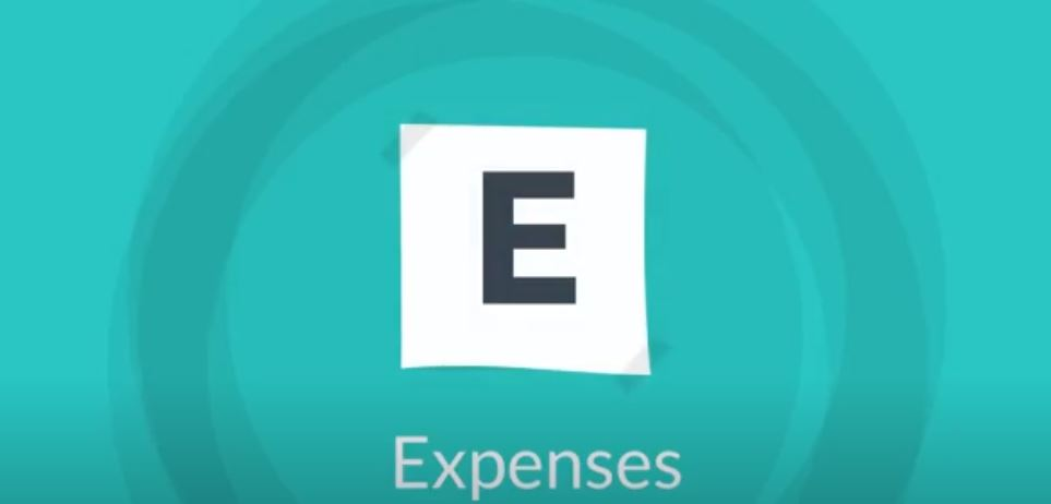 E is for Expenses